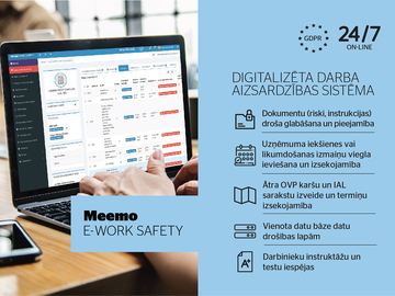Saas meemo e work safety ehs software solution